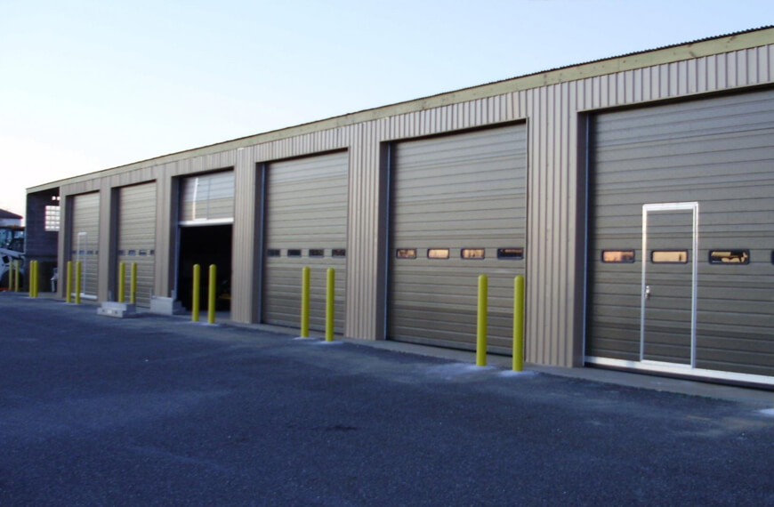 Commercial Garage Doors Doors in Motion