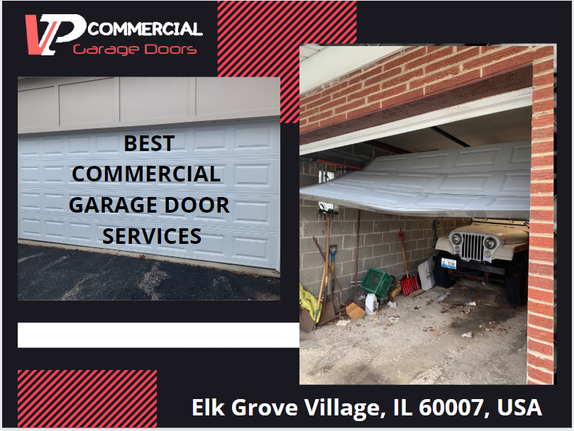 What are the types of  Garage Door?