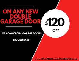 vp commercial garage doors discount coupon 3