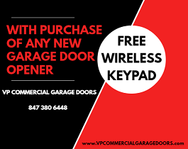vp commercial garage doors discount coupon 4