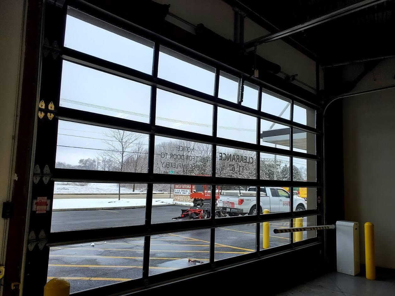 5 Different Type Commercial Garage Doors