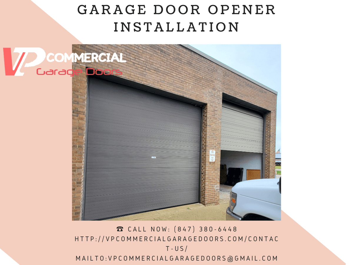 Why Business Need a secure Commercial Garage Door?