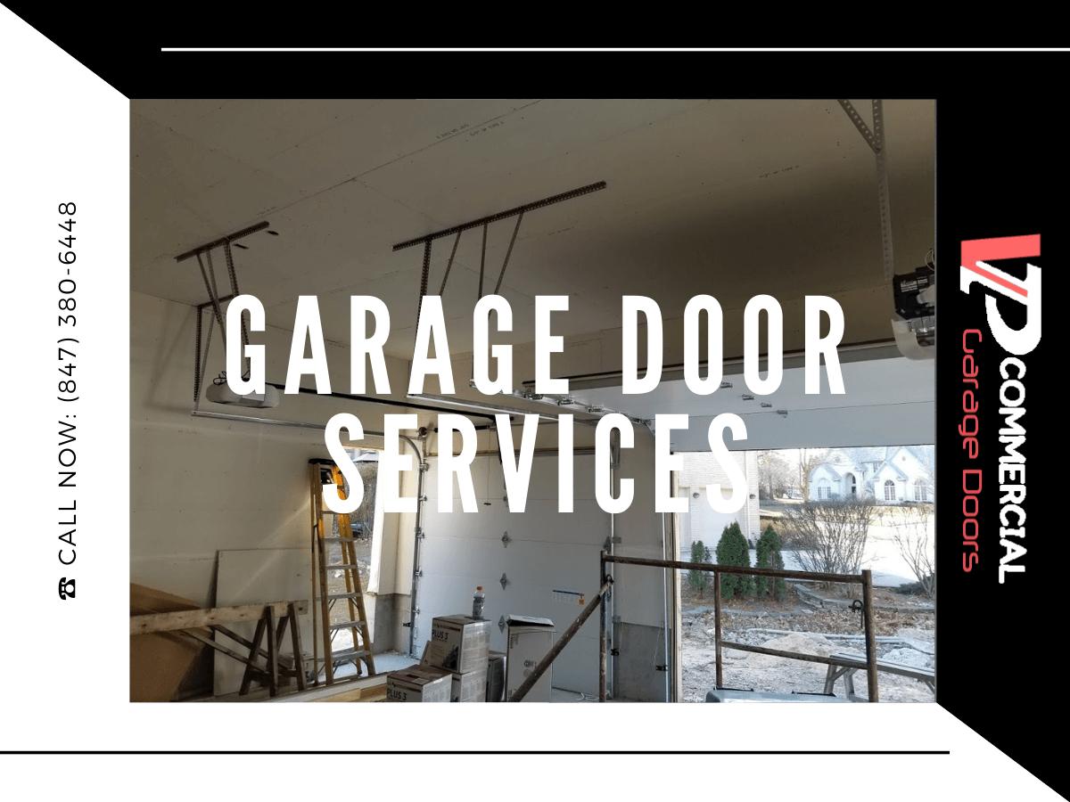 What does Frozen Garage Door Mean?