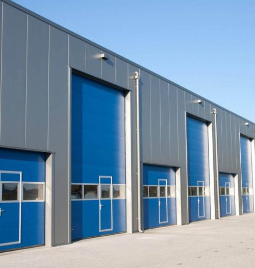 Commercial Garage Door Sections